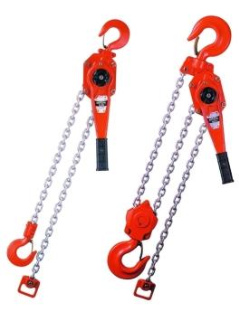 lever chain block